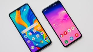 "Каза ли Huawei ""сбогом"" на Google"
