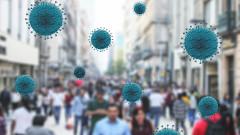 3280 нови случая на коронавирус, 156 жертви