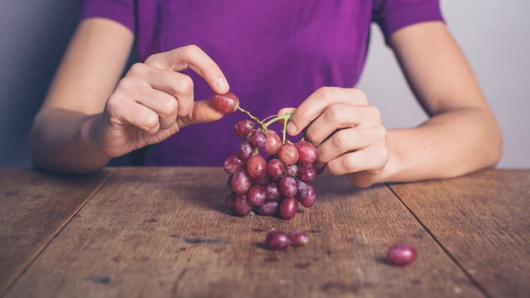 Един страничен ефект от гроздето