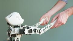 ЕK представи първия хуманоиден робот с изцяло отворен код