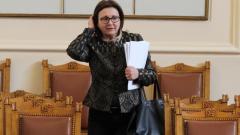 Ако НС отхвърли реформата в МВР, Бъчварова внася законопроекта отново