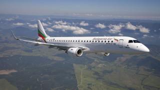 Самолет от България кацна извънредно в Рим, за да бъде спасена пътничка
