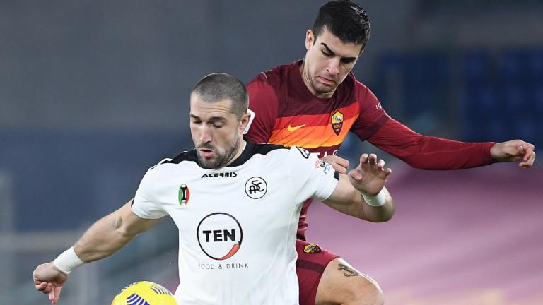 Андрей Гълъбинов може да подсили отбор от Серия Б