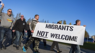 """Крайнодесни улични отряди във Финландия пазят местните от """"ислямските натрапници"""""""