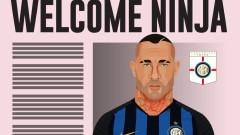Раджа Наинголан официално е футболист на Интер