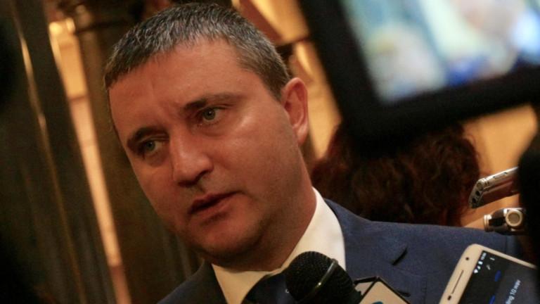 Владислав Горанов защити отново шефката на НАП