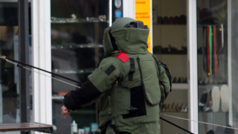 Изоставен съмнителен багаж вдигна на крак полицията във Варна