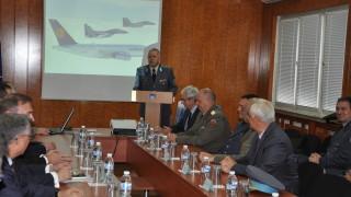 ВВС се сдобиха с нова комуникационна система