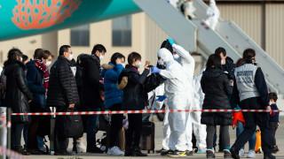 Белгийка, пътувала в самолета с двамата българи, е с коронавирус
