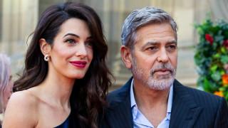 Признанието на Джордж Клуни за Амал