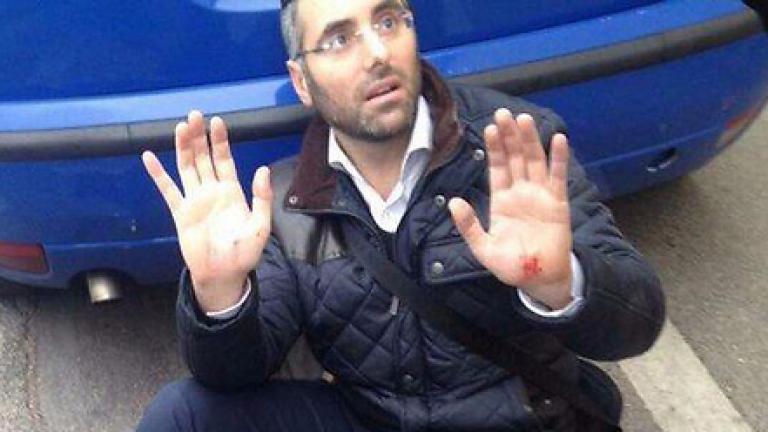 """Фен на """"Ислямска държава"""" нападна евреин с мачете до синагога в Марсилия"""