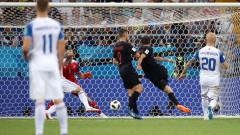 Милан Бадел е №1 след Исландия - Хърватия
