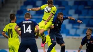 Чехия разби Словакия за едно полувреме