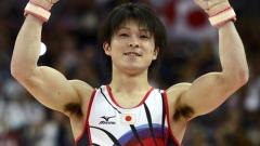 Японец чупи рекорди в гимнастиката