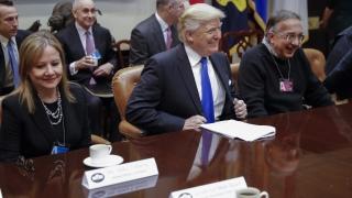 Тръмп поканен да изнесе първата си реч в Конгреса на 28 февруари