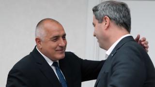 Борисов иска да види повече български продукти на баварския пазар