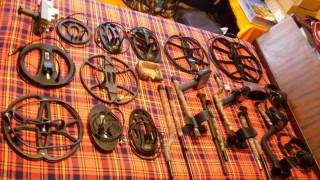 Монети, оръжие и антики иззеха при спецакция в Старозагорско