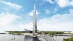 Руският Lakhta Center беше обявен за небостъргач на годината