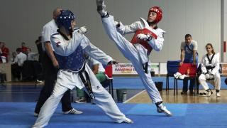 София раздава точки за Олимпиадата на таекуондо турнир!