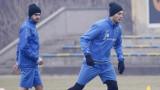 Милош Цветкович отново тренира с основната група
