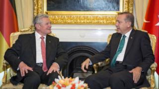 Как Гаук разгневи Ердоган