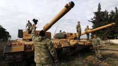 Осем убити и 13 ранени турски войници при сблъсъци в Сирия