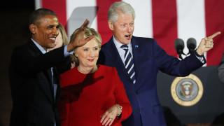Изпратиха бомби на Клинтън и Барак Обама