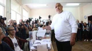 Борисов гласува и обясни, че Европа трябва да е такава, каквато ни харесва