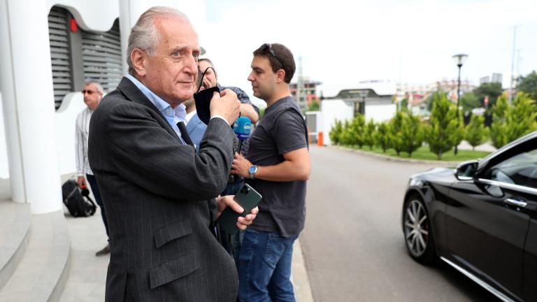 Срещата, на която ще бъдат обсъдени телевизионните права в българския