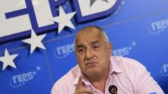 При трети избори държавата ще колабира, убеден Борисов