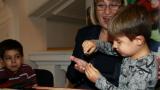 Деца с диабет измериха кръвната захар на Цецка Цачева