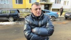 Запалиха колата на Бисер Миланов - Петното