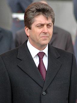 Пернишки пенсионери в подкрепа на Първанов