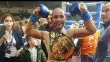 Министър Кралев ще награди световния шампион по кикбокс