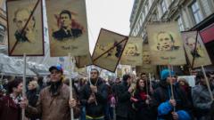 """25 г. след нежната революция чехите отново казаха """"не"""" на Москва"""