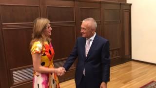 И Албания разчита на България за европейското си бъдеще