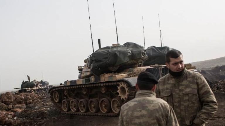 Началникът на Генералния щаб на турската армия Хулуси Акар обяви,