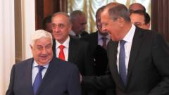 Сирия отрича да разполага с химическо оръжие