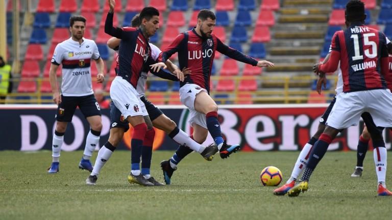 Футболистите на Болоня може отново да бъдат поставени под карантина