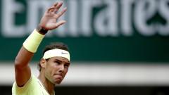 Рафа Надал стартира с категоричен успех на любимия си турнир