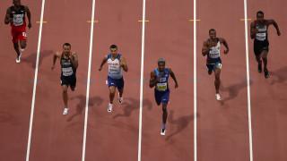 Новата звезда на световната атлетика Ноа Лайлс спечели финалa на 200 метра в Доха