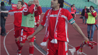 Тодор Янчев за две години в ЦСКА