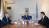 Лидерите на разделен Кипър договориха гранични пунктове, но не и мирни преговори