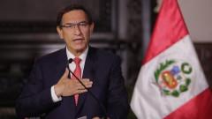 Парламентът на Перу стартира импийчмънт на президента