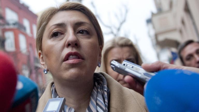 ВСС спря дисциплинарката срещу бившата шефка на СГС Владимира Янева