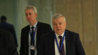 Шефът на НСО подал оставка