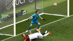Игор Акинфеев стана Играч на мача за Русия срещу Испания