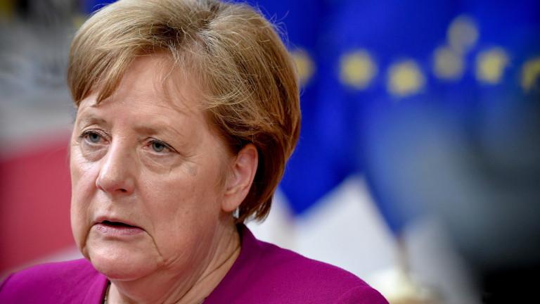 Меркел подкрепи Вебер, Макрон иска шеф на ЕК с опит