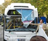 Автобусите от градския транспорт в Бургас - с климатици