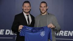 Стивън Петков посвети първия си гол за Фейрензе на своя агент